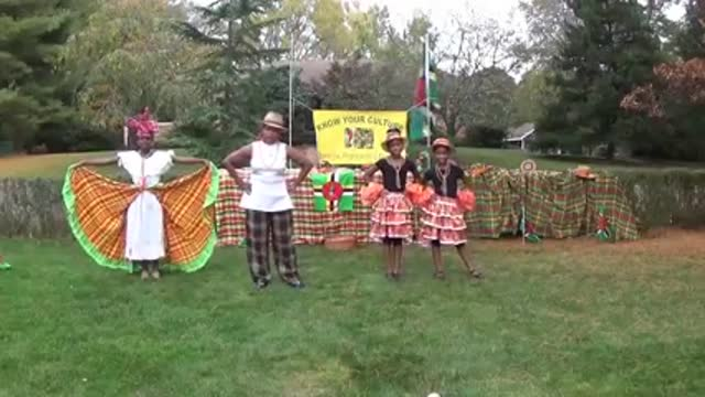 Know Your Culture - Dominica Independence 2020